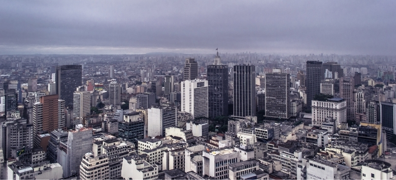 Cidade urbanizada
