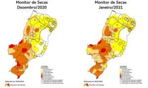 Monitoramento de secas