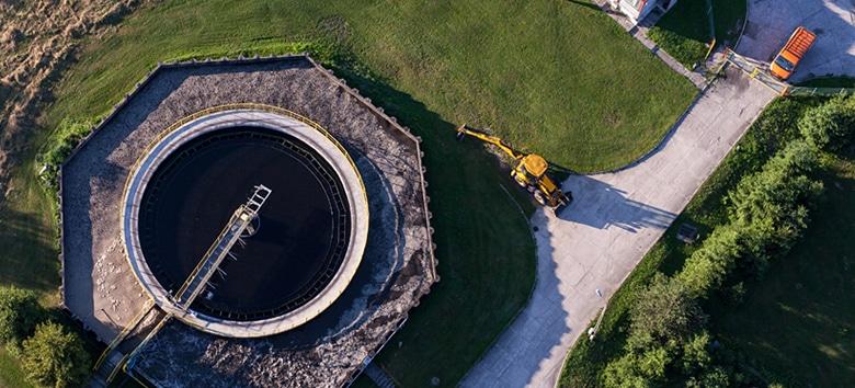marco do saneamento - Estação de saneamento