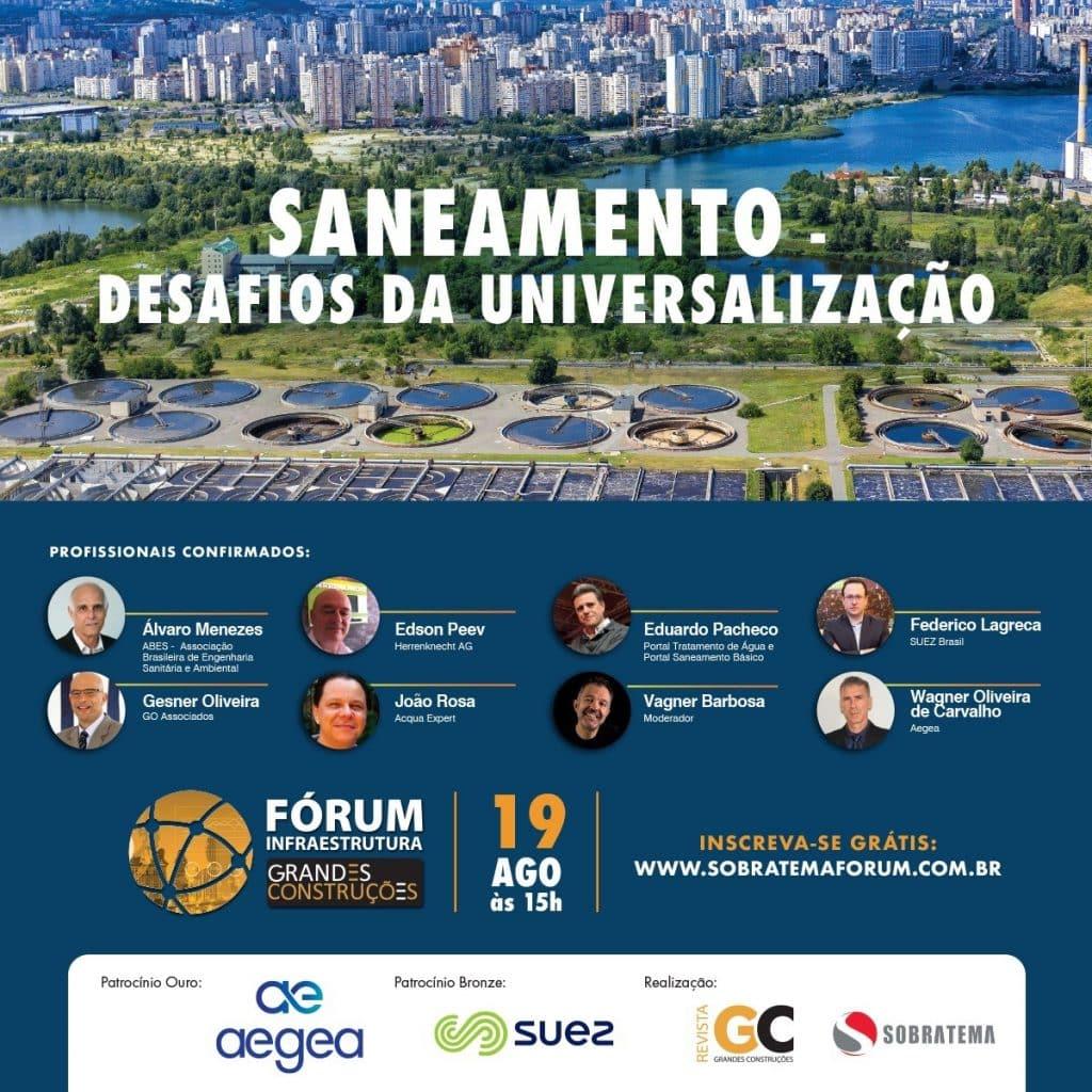 forum desafios da universalizacao